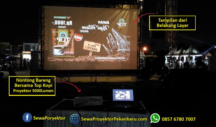 Sewa LCD Projector 5000 Lumens di Pekanbaru