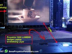 Sewa Projector 5000 Lumens di Pekanbaru