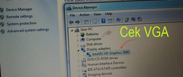 Try reinstalling the driver or using a different video card