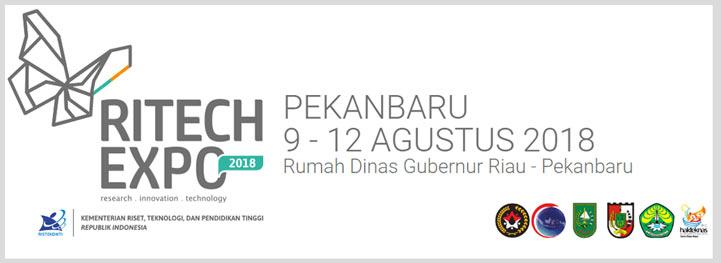 ritech-expo-2018 Pekanbaru