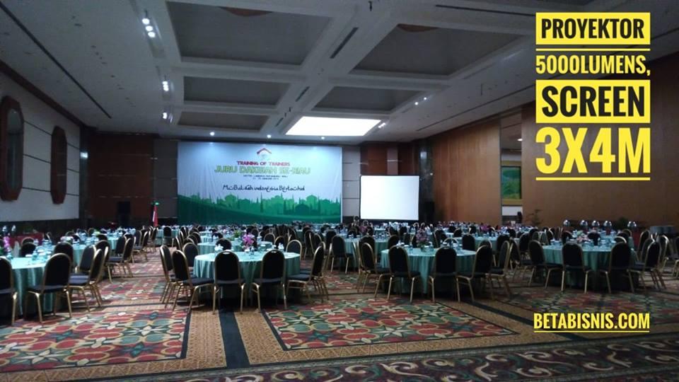 infocus proyektor pekanbaru