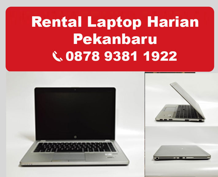 Sewa Laptop Harian di Pekanbaru untuk Mahasiswa