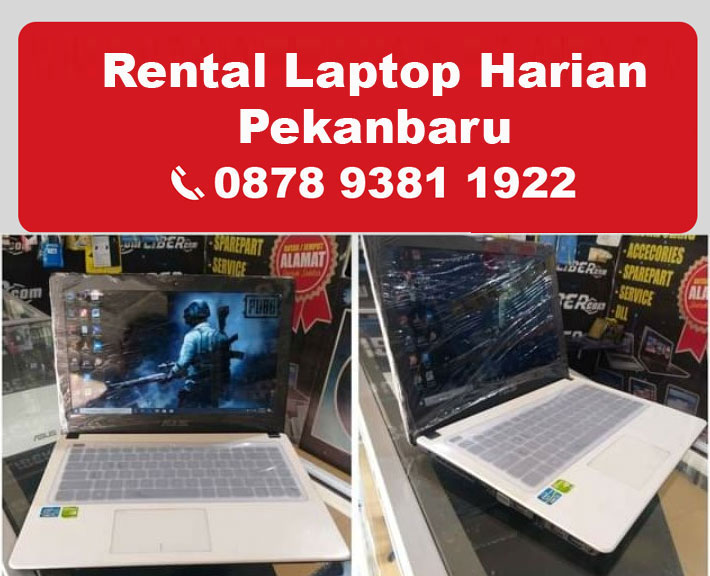 Harga Laptop Harian di Pekanbaru